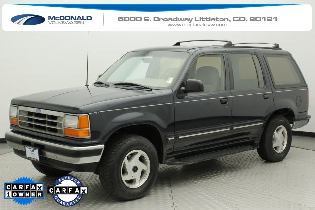 Pre-Owned 1993 Ford Explorer XLT