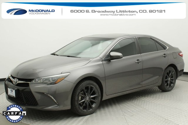 Pre-Owned 2016 Toyota Camry XSE V6