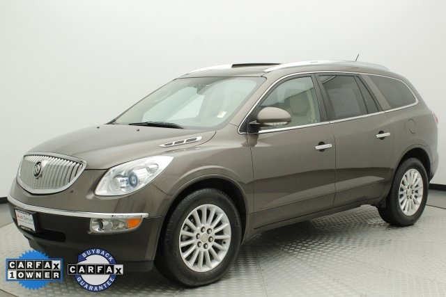 pre-owned 2011 buick enclave cxl 4d sport utility in littleton