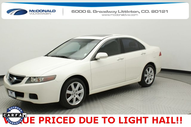 Pre-Owned 2005 Acura TSX Base