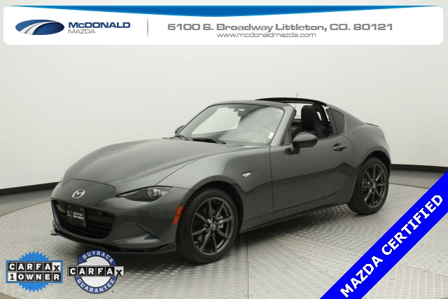 Pre-Owned 2018 Mazda Miata RF Club