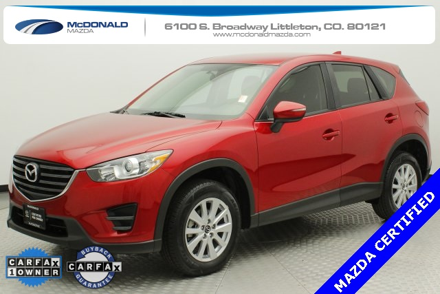 Pre Owned 2016 Mazda Cx 5 Sport 4d Sport Utility In Littleton