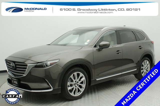 Pre-Owned 2016 Mazda CX-9 Grand Touring Certified!