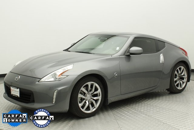 Pre-Owned 2014 Nissan 370Z Base