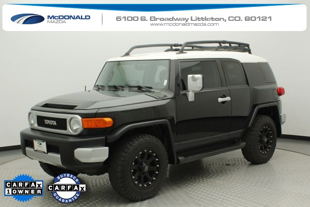 Pre-Owned 2010 Toyota FJ Cruiser Base