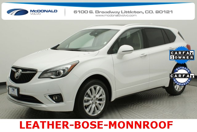 Pre-Owned 2019 Buick Envision Premium I