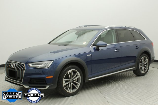Pre-Owned 2017 Audi A4 allroad 2 0T Premium Plus quattro 4D Wagon
