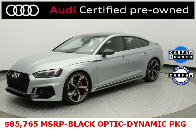 Pre-Owned 2019 Audi RS 5 2.9T