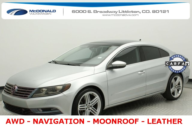 Pre-Owned 2013 Volkswagen CC 3.6L VR6 Executive