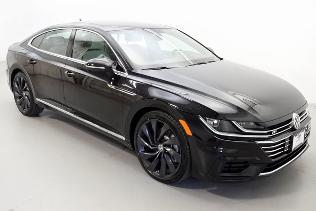 New 2019 Volkswagen Arteon 2.0T SEL R-Line With Navigation & AWD