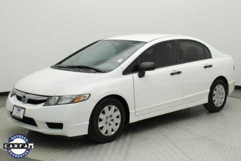 Pre-Owned 2010 Honda Civic VP FWD 4D Sedan