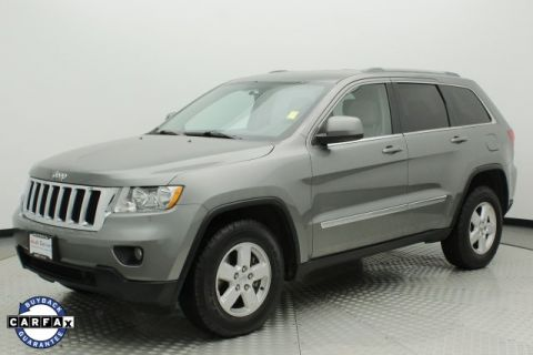 Pre-Owned 2012 Jeep Grand Cherokee Laredo 4WD
