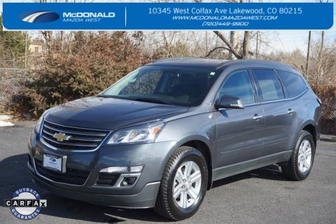 Pre-Owned 2014 Chevrolet Traverse 2LT AWD