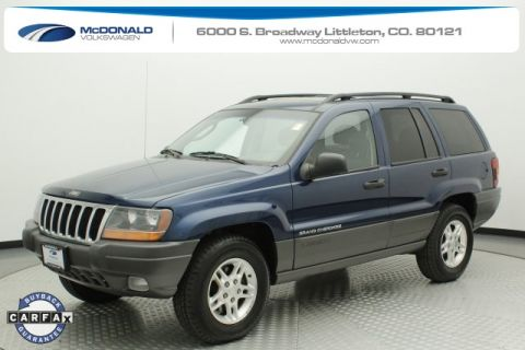 Pre-Owned 2002 Jeep Grand Cherokee Laredo