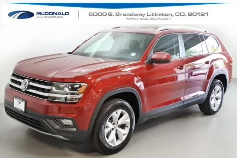 New 2018 Volkswagen Atlas SE AWD
