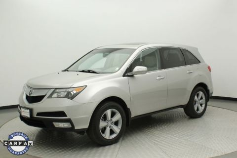 Pre-Owned 2012 Acura MDX 3.7L