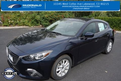 Pre-Owned 2016 Mazda3 i Grand Touring FWD 5D Hatchback