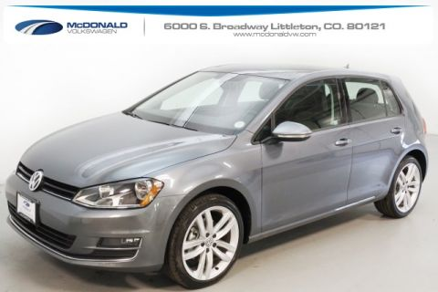 2017 Volkswagen Golf TSI SEL 4-Door
