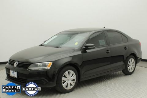 Pre-Owned 2012 Volkswagen Jetta TDI FWD 4D Sedan