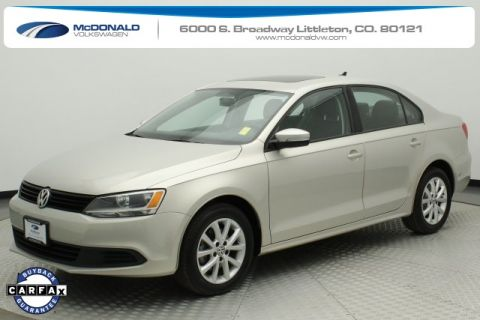 Pre-Owned 2011 Volkswagen Jetta 2.5L SE FWD 4D Sedan