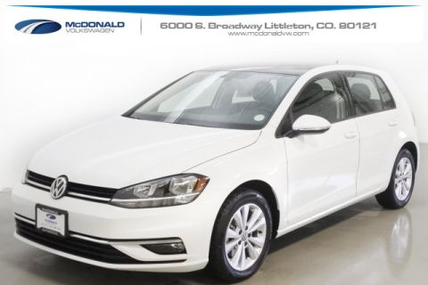 New 2018 Volkswagen Golf TSI SE 4-Door FWD 4D Hatchback