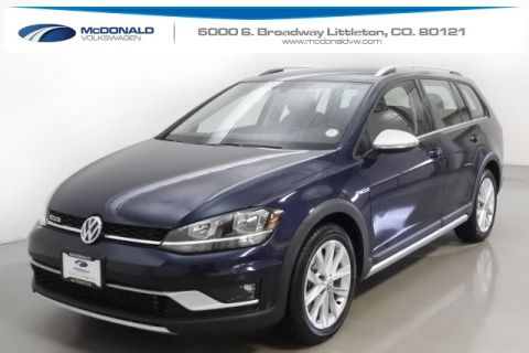 New 2018 Volkswagen Golf Alltrack TSI S AWD