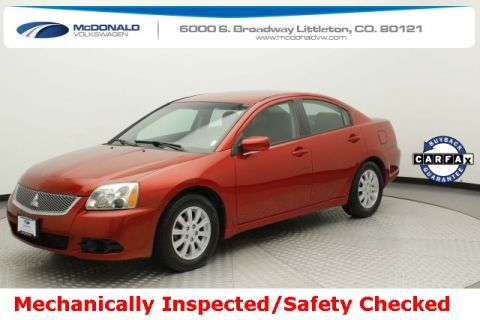 Pre-Owned 2012 Mitsubishi Galant ES