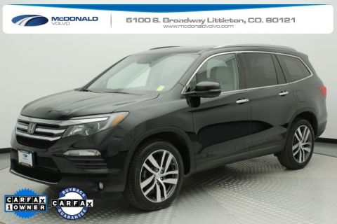Pre-Owned 2016 Honda Pilot Touring AWD