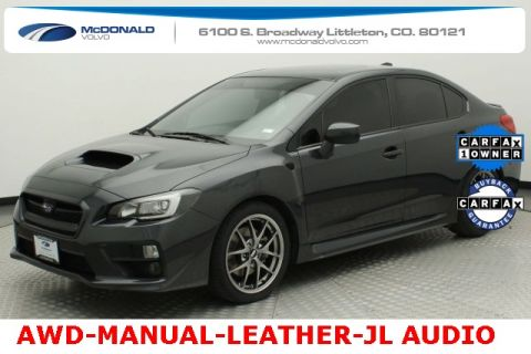 Pre-Owned 2016 Subaru WRX Limited
