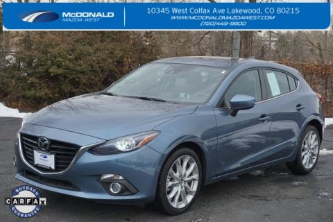 Pre-Owned 2016 Mazda3 s Grand Touring FWD 5D Hatchback
