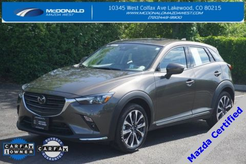 Pre-Owned 2019 Mazda CX-3 Grand Touring