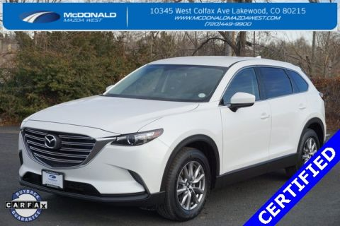 Pre-Owned 2016 Mazda CX-9 Touring Certified! AWD