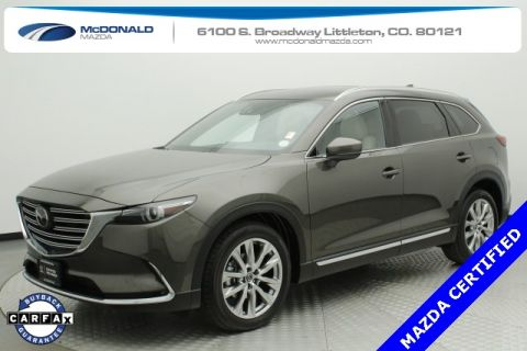 Pre-Owned 2016 Mazda CX-9 Grand Touring Certified! AWD
