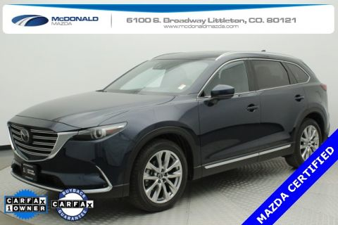Pre-Owned 2016 Mazda CX-9 Grand Touring AWD