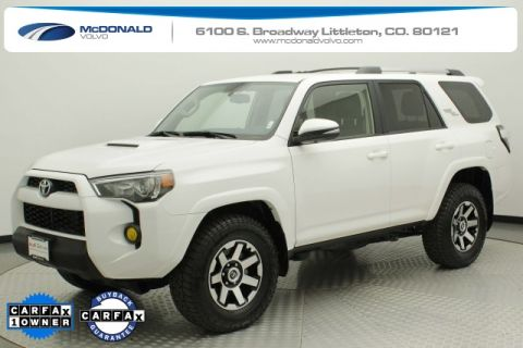 Pre-Owned 2018 Toyota 4Runner TRD Off-Road Premium