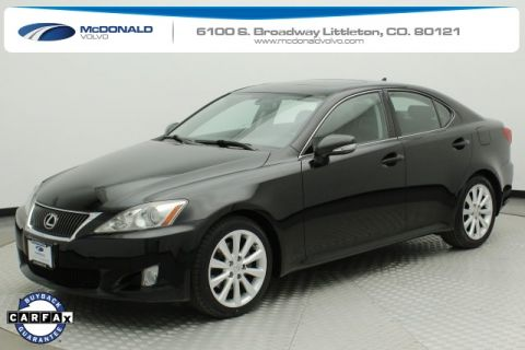 Pre-Owned 2009 Lexus IS 250 RWD 4D Sedan