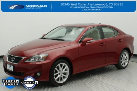 Pre-Owned 2011 Lexus IS 350 AWD