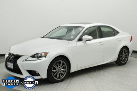 Pre-Owned 2015 Lexus IS 250 AWD