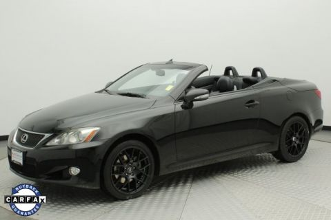 Pre-Owned 2010 Lexus IS 250 C RWD 2D Convertible