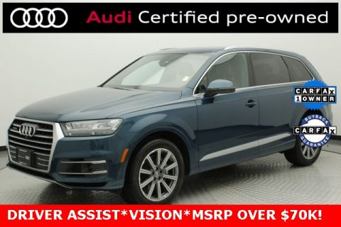 Pre-Owned 2018 Audi Q7 3.0T Premium Plus