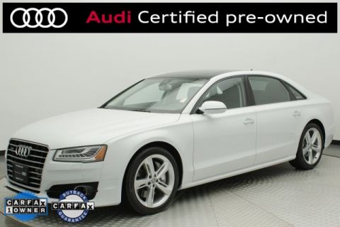 Pre-Owned 2018 Audi A8 L 3.0T