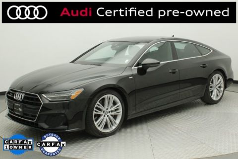 Pre-Owned 2019 Audi A7 3.0T Premium Plus
