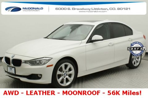 Pre-Owned 2014 BMW 3 Series 335i xDrive