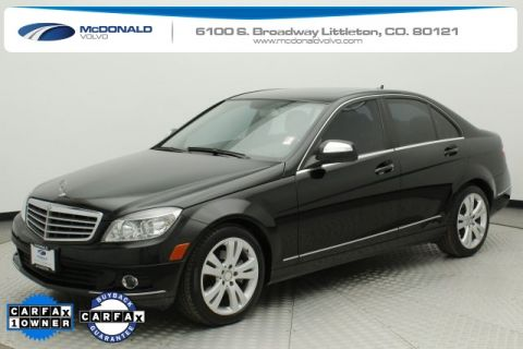 Pre-Owned 2009 Mercedes-Benz C-Class C 300 4MATIC 4D Sedan