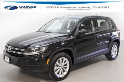 New 2017 Volkswagen Tiguan Limited 2.0T AWD