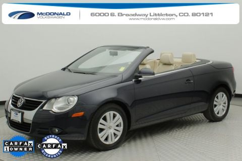 Pre-Owned 2007 Volkswagen Eos 2.0T FWD 2D Convertible
