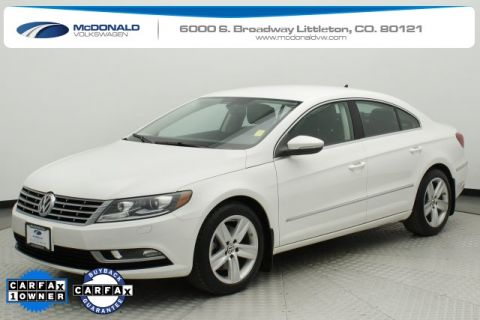 Pre-Owned 2014 Volkswagen CC 2.0T Sport FWD 4D Sedan