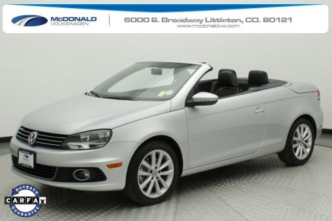 Pre-Owned 2013 Volkswagen Eos Komfort Edition FWD 2D Convertible