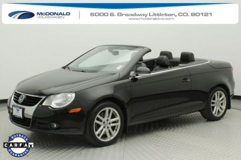Pre-Owned 2008 Volkswagen Eos Lux FWD 2D Convertible