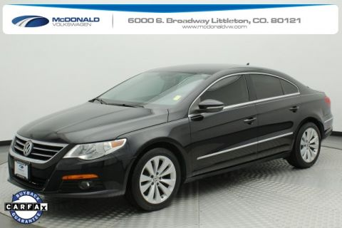 Pre-Owned 2010 Volkswagen CC Sport FWD 4D Sedan